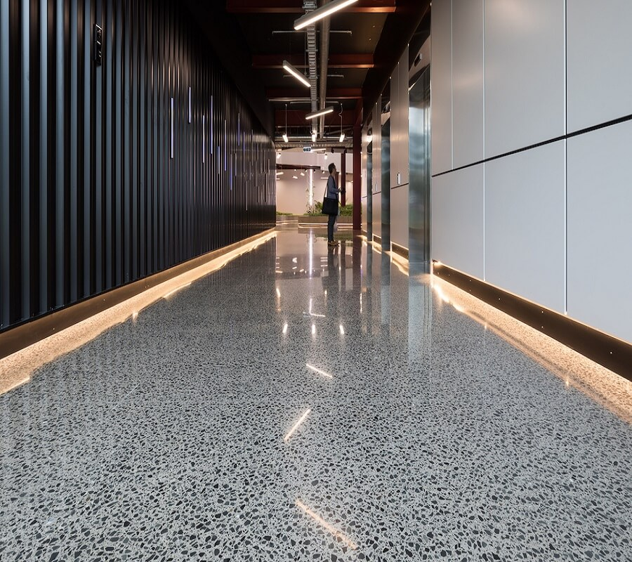 Concrete Polish Flooring System