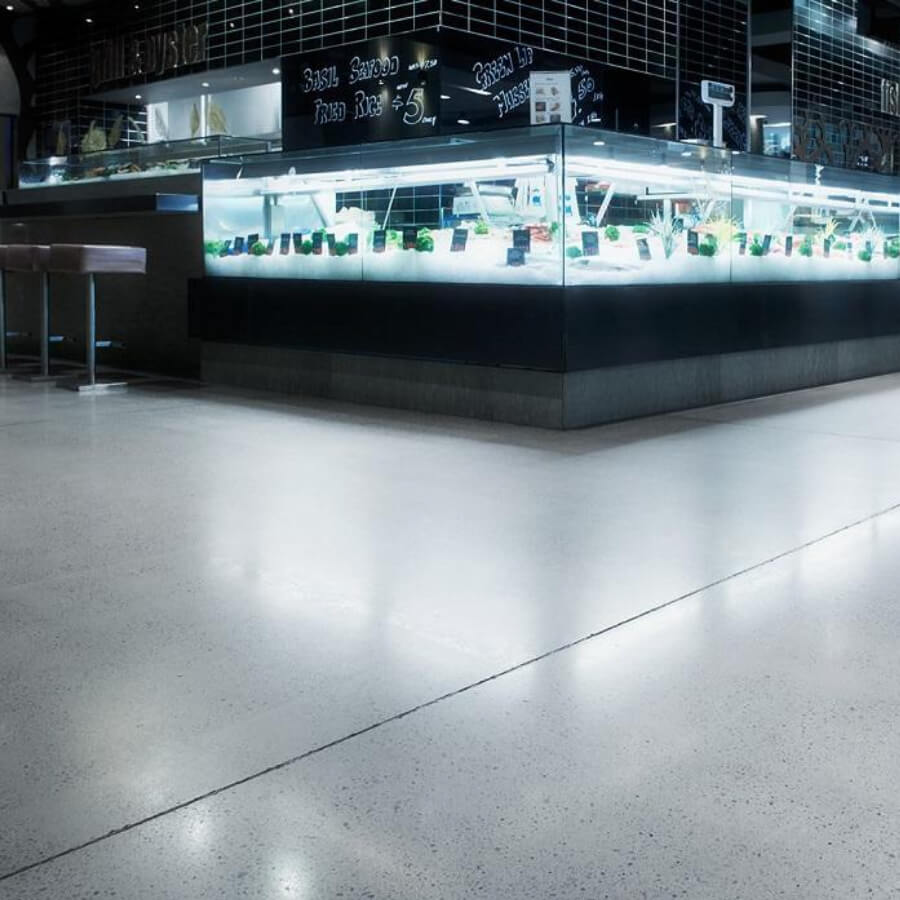 Concrete Polished Flooring System