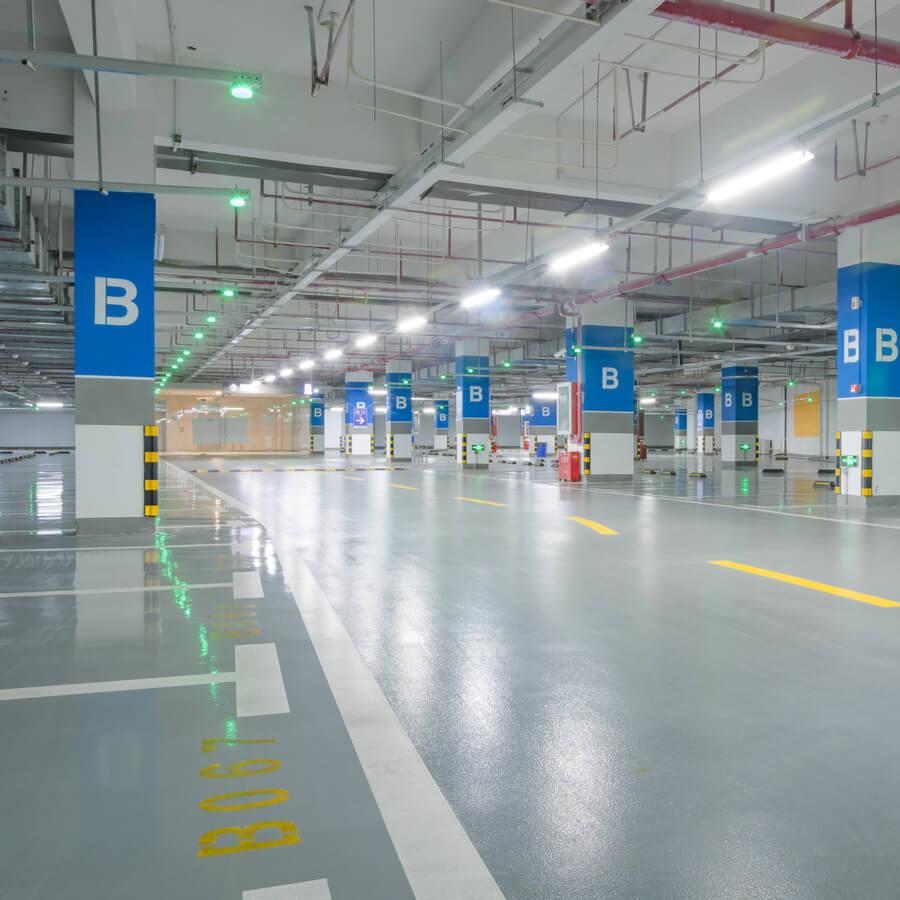 Parking and Balcony Waterproofing System Ontario | OCFS
