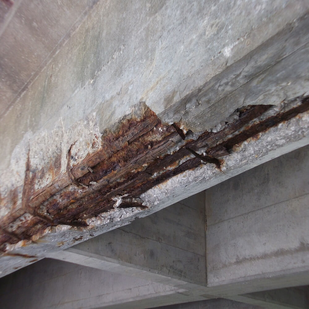 Concrete Corrosion Repair